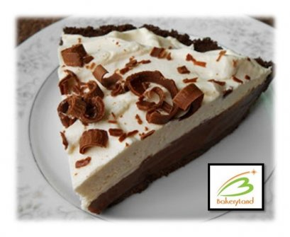 Milk Chocolate Pie