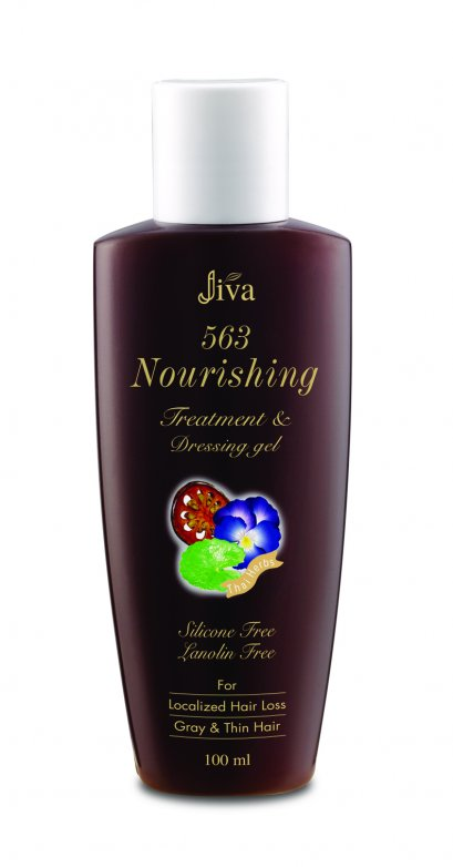 JIVA Nourishing Treatment and Dressing Gel