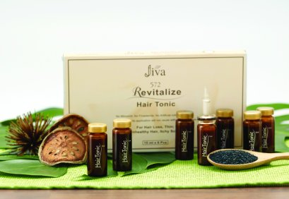 JIVA Revitalize Hair Tonic