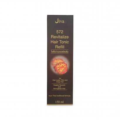 572-150 Jiva Revitalize Hair Tonic (Refill)