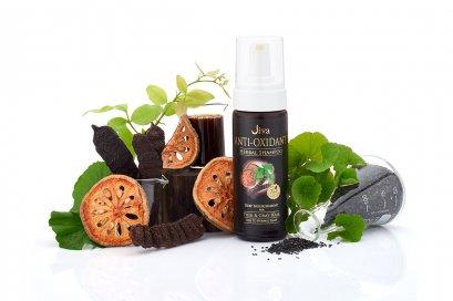 JIVA Anti-Oxidant Herbal Shampoo - แชมพูสมุนไพร จีวา แอนตี้ออกซิแดนท์
