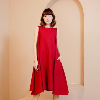 (D25) KENYA DRESS