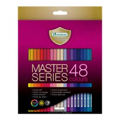 สีไม้ 48 สี Master Series