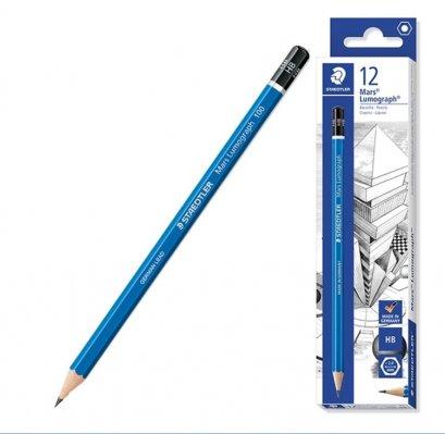 ดินสอ HB staedtler สเตดเล่อร์ 12 แท่ง