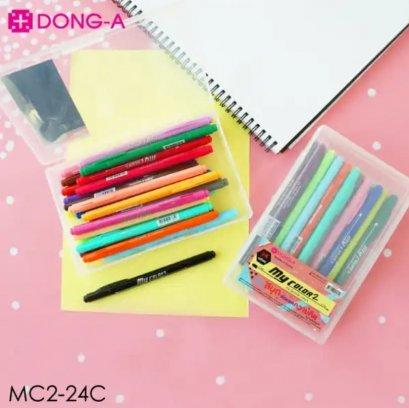 ปากกา My Color ชุด 24 สี