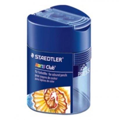 กบเหลาดินสอ Staedtler 512-128 2รู เหลาสีได้