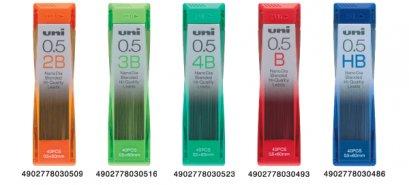 ไส้ดินสอ 0.5 Uni Nano Dia(40 ไส้)