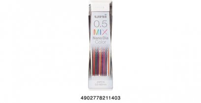 ไส้ดินสอสี 0.5 Uni Nano Dia MIX (20 ไส้)