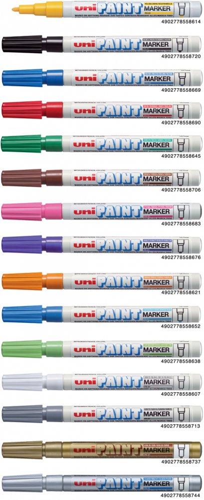 ปากกาสีน้ำมัน Uni Paint marker PX-21