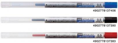 ไส้ปากกา Uni Style fit 0.5 JETSTREAM SXR-89-05