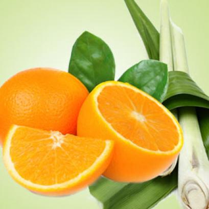 กลิ่นส้มตะไคร้