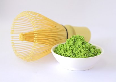 MATCHA TEA flavor powder