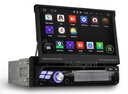 Car audio android 5.1
