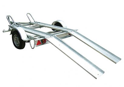 Trailer CMT 34L / Motorcycle