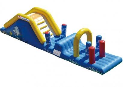Sealed Pool Slide