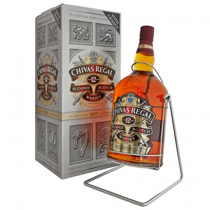 Chivas Regal 12 YEAR 4.5 Liters (40%)