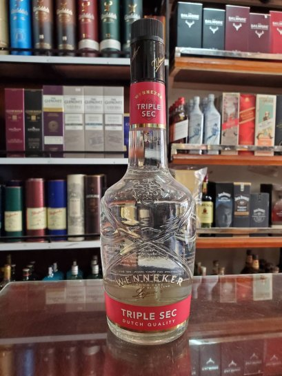 Wenneker Triple Sec 70cl 20%