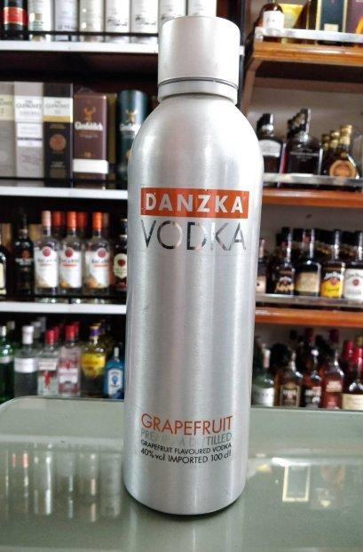 Danzka Grapefruit 1L 40%