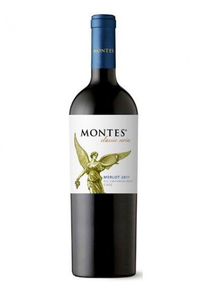Montes Classic Merlot