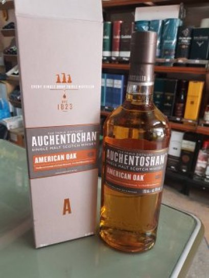Auchentoshan American Oak 700ml