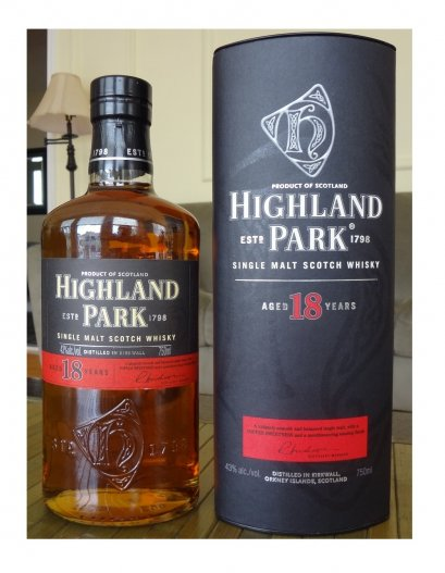 Highland Park 18y 700ml