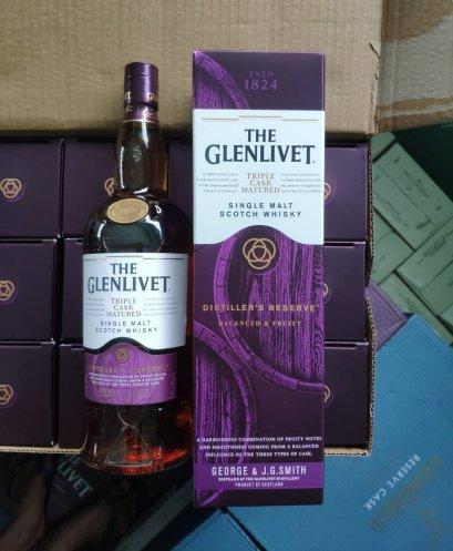 Glenlivet Triple Cask 1Liter