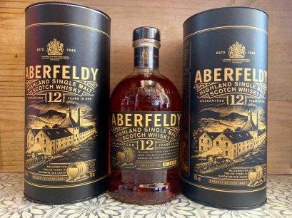 Aberfeldy 12 Year Old 750ml