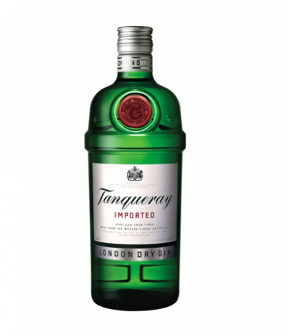 Tanqueray - London Dry gin 1L