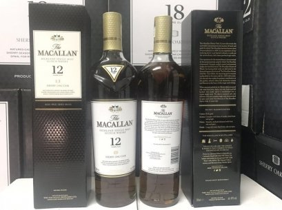 Macallan Sherry Edition 12y 700ml