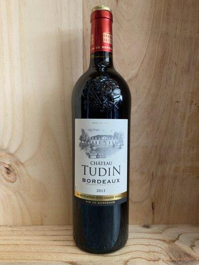 Chateau Tudin Bordeaux 2015 13.5%vol