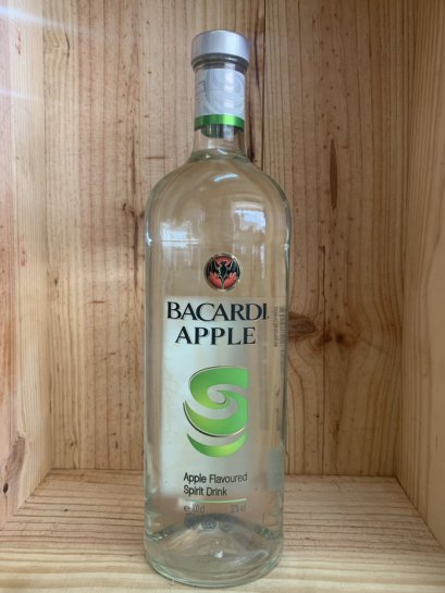 Bacardi Big Apple Rum 1L