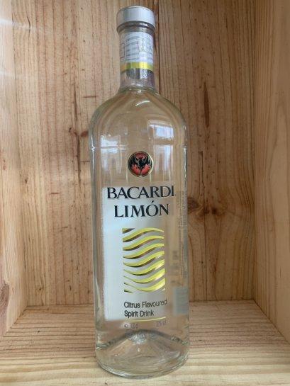Bacardi Big Lemon Rum 1L