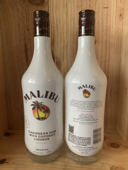 Malibu WHITE 1L