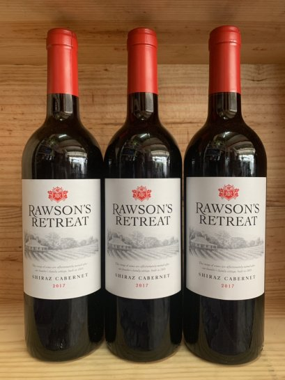 Rawson Retreat Shiraz Cabernet 2017