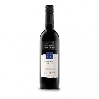 Wyndham Estate Bin 888 Cabernet Merlot 750ml