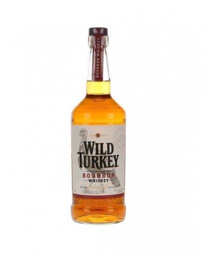 Wild Turkey 81 Proof Bourbon 1L