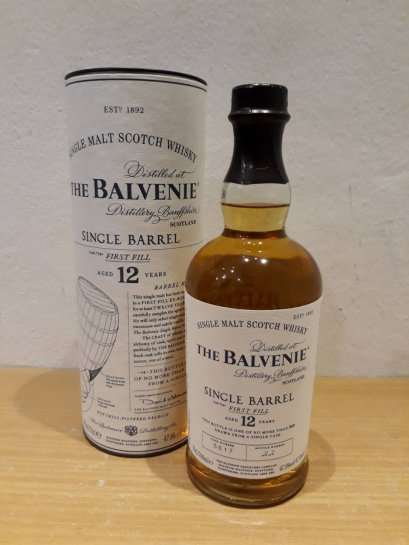 Balvenie 12y Single Barrel 70cl