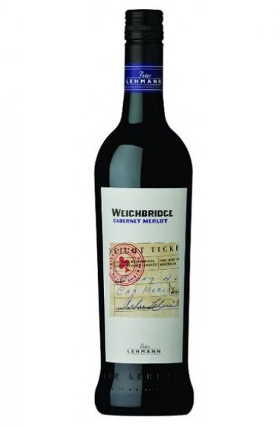 Peter Lehmann Weighbridge Cabernet - Merlot