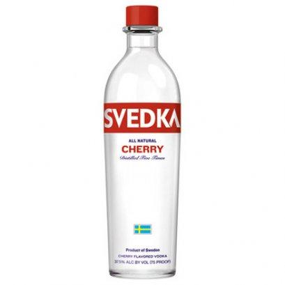 Svedka Cherry Vodka- 750ml - 37%