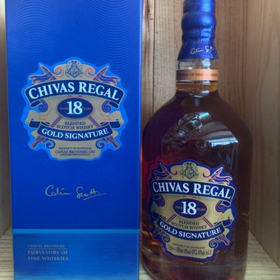 Chivas Regal 18 Year 1L