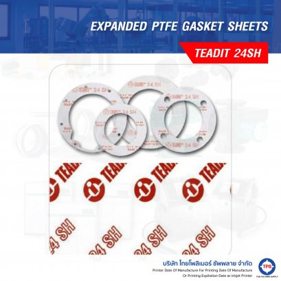 EXPANDED  PTFE  GASKET  SHEETS