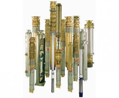 Wilo-EMU-Borehole pumps