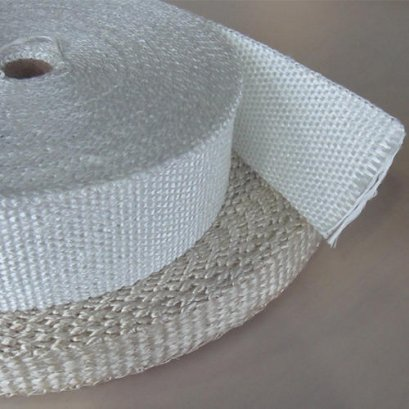 Glass fibre tapes