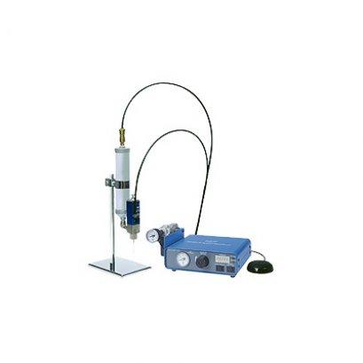 Air pressure liquid-discharging valve dispenser | DCOP-D