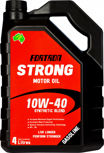 Fortron Strong 10W-40 Synthetic