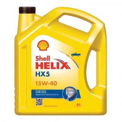 Helix HX5 Diesel 15W-40