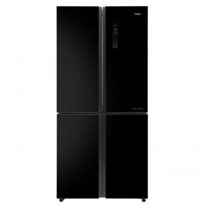 HAIER ตู้เย็น 4 ประตู 16 คิวรุ่น HRF-MD456GB สีดำคริสตัล