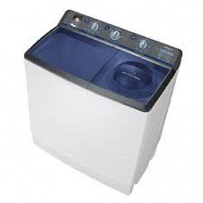 เครื่องซักผ้า 2 ถัง HITACHI รุ่น PS-170WJ NBL 17 กิโลกรัม