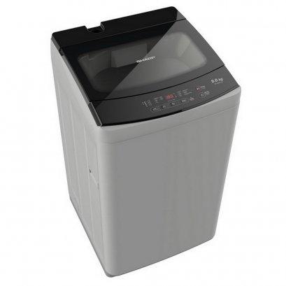 เครื่องซักผ้าฝาบน SHARP รุ่น ES-W8-SL 8กิโลกรัม