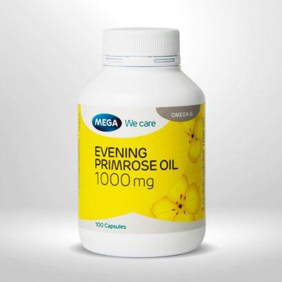 Evening primrose oil 1000 mg